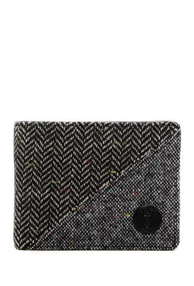 Accesorii Barbati FOCUSED SPACE The Wallstreet Wallet TWEED