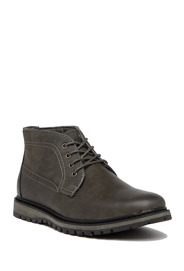 Incaltaminte Barbati Hawke Co Fairweather Lace Boot GREY