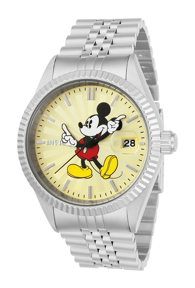 Ceasuri Barbati Invicta Watches Mens Disney Limited Edition Bracelet Watch 43mm NO COLOR