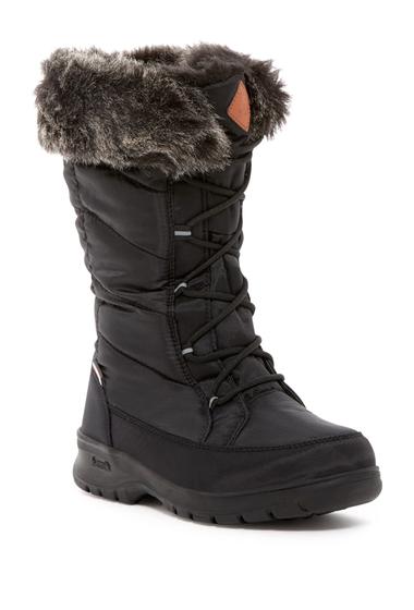 Incaltaminte Femei Kamik Yonkers Waterproof Faux Fur Boot BLACK