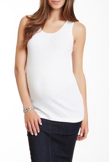 Imbracaminte Femei LAmade Lana Tank Maternity WHITE