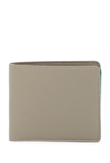 Accesorii Barbati MRKT Diego Wallet POLISHED STONE-FOREST GREEN