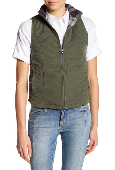 Imbracaminte Femei SUPPLIES BY UNION BAY Joanna Quilted Vest SERPENT