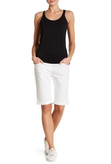 Imbracaminte Femei TORI RICHARD Koa Twill Shorts WHITE