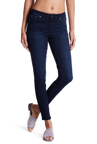 Imbracaminte Femei Tractr Jeans High Waist Skinny Jeans DARK INDIGO