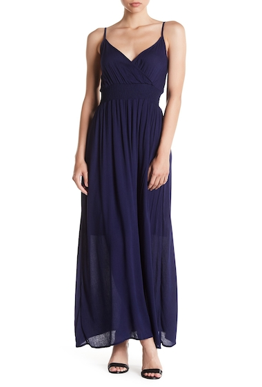 Imbracaminte Femei WEST KEI Gauze Maxi Dress NAVY