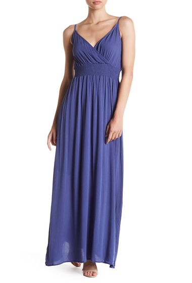 Imbracaminte Femei WEST KEI Gauze Maxi Dress DENIM