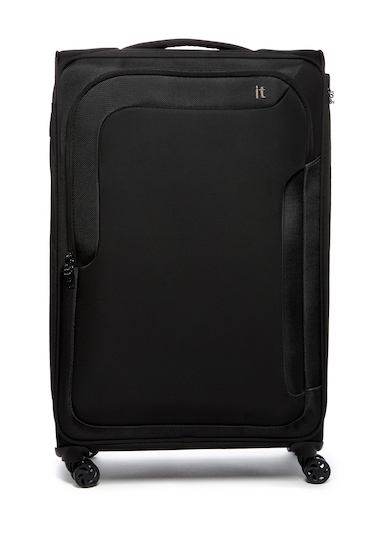 Genti Femei IT Luggage 31 Megalite Bold 8-Wheel Luggage BLACK