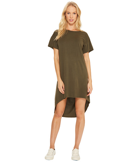 Imbracaminte Femei Project Social T Jemma Hi-Lo Dress Black Olive