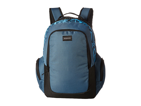 Genti Barbati Quiksilver Schoolie Backpack Indian Teal