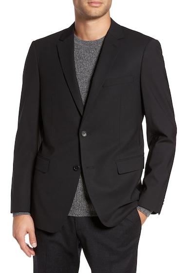 Imbracaminte Barbati Theory Trim Fit Strech Wool Wellar Blazer BLACK