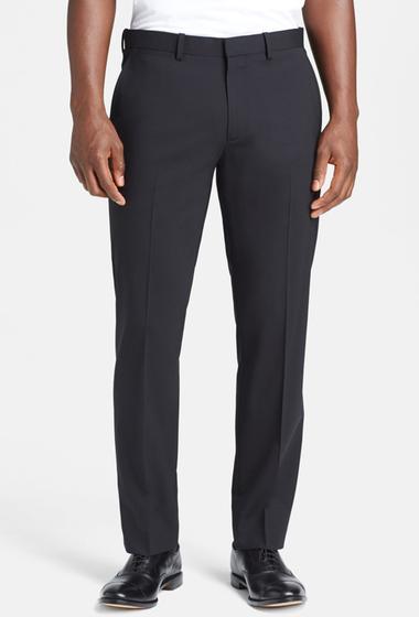 Imbracaminte Barbati Theory Trim Fit Stretch Wool Marlo Pant BLACK