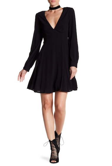 Imbracaminte Femei ASTR the Label Mabel Mini Dress BLACK