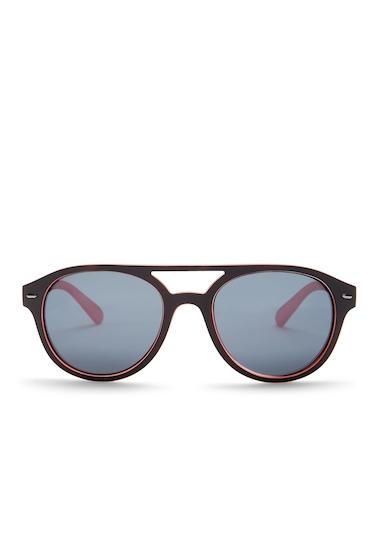 Ochelari Femei PERVERSE Womens Undici Retro Aviator Sunglasses 03-CHARCOL PINK