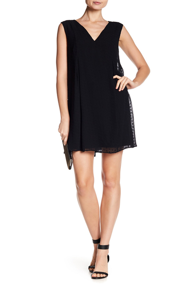 Imbracaminte Femei BCBGeneration Bow Back Shift Dress BLACK
