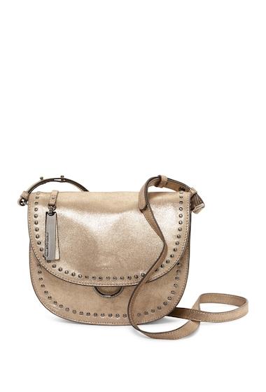 Genti Femei Vince Camuto Elyna Leather Crossbody Bag PLATINO 02
