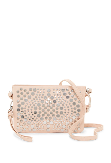 Genti Femei Vince Camuto Bonny Small Leather Crossbody Bag LTPINK 01