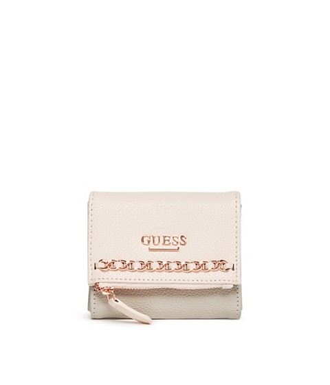Accesorii Femei GUESS Sharlet Small Wallet blush multi