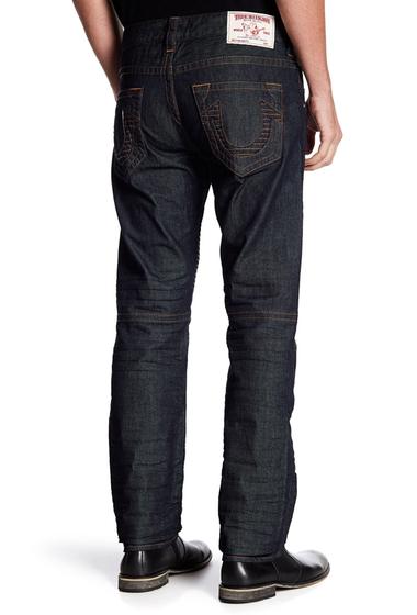 Imbracaminte Barbati True Religion Slim Dark Rinse Stitched Jeans BZ INGLORI