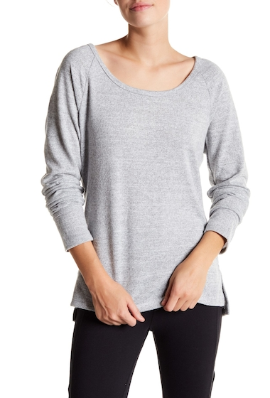 Imbracaminte Femei Marika Bailey Long Sleeve Tee HEATHER BLACK