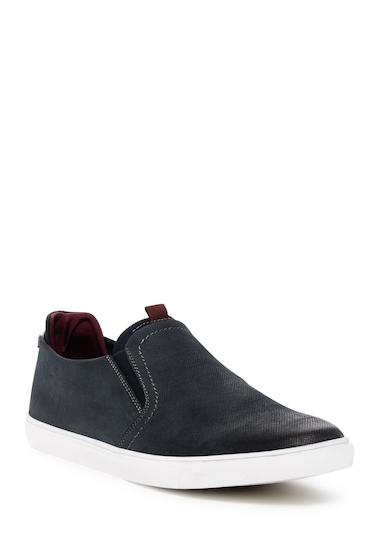 Incaltaminte Barbati Kenneth Cole Reaction Textured Slip-On Sneaker GREY
