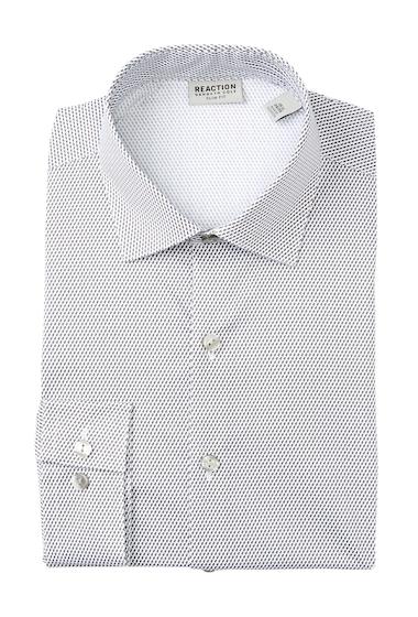 Imbracaminte Barbati Kenneth Cole Reaction Seagull Print Slim Fit Dress Shirt SEAGULL