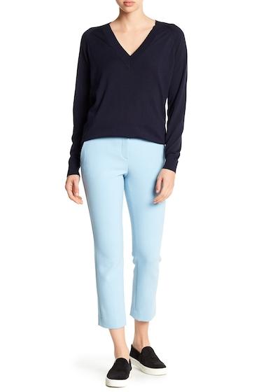 Imbracaminte Femei Theory Treeca Pioneer Pants OCEAN BLUE