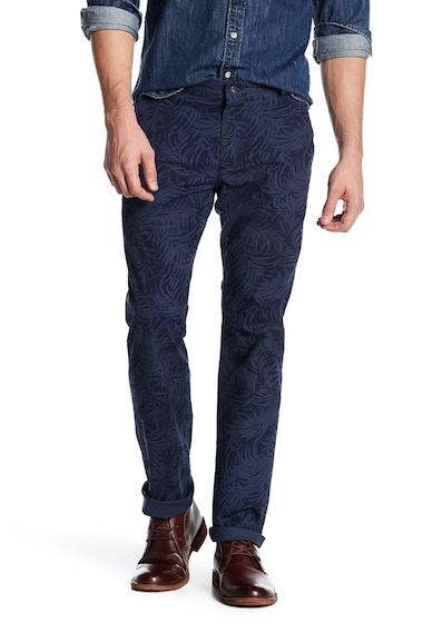 Imbracaminte Barbati Dockers Palm Print Alpha Khaki Slim Fit Pants LEAF PRINT
