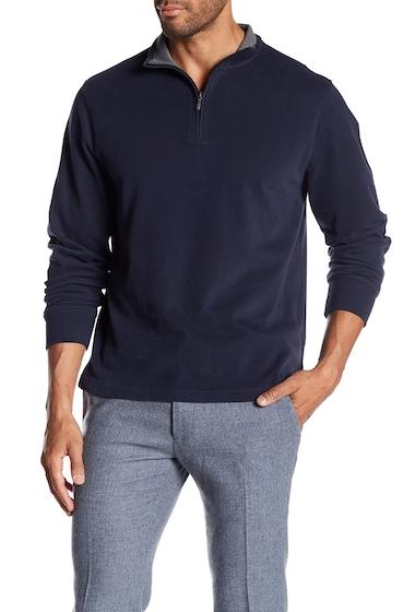 Imbracaminte Barbati Brooks Brothers Half Zip Sweater NVY