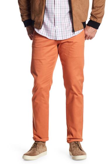 Imbracaminte Barbati Dockers Alpha Original Khaki Autumn Slim Tapered Pant LEAF TWILL