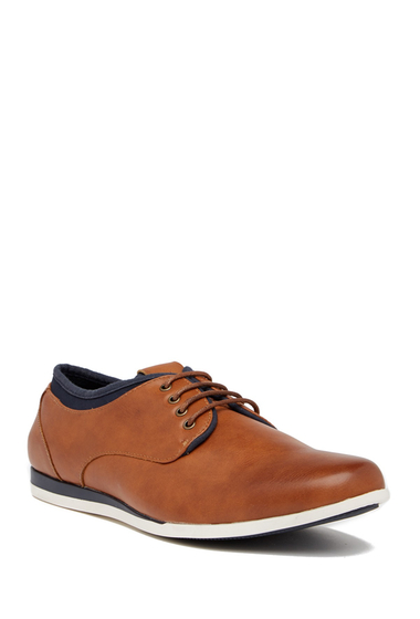 Incaltaminte Barbati Hawke Co Ilan Lace-Up Shoe TAN