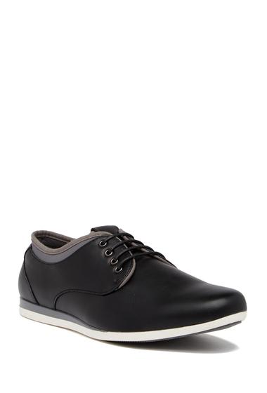 Incaltaminte Barbati Hawke Co Ilan Lace-Up Shoe BLACK