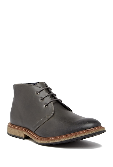 Incaltaminte Barbati Hawke Co Kalahari Leather Chukka Boot GREY