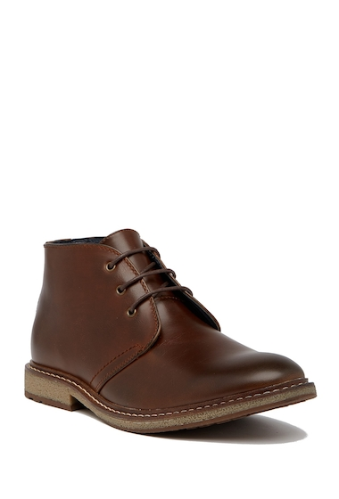 Incaltaminte Barbati Hawke Co Kalahari Leather Chukka Boot BROWN