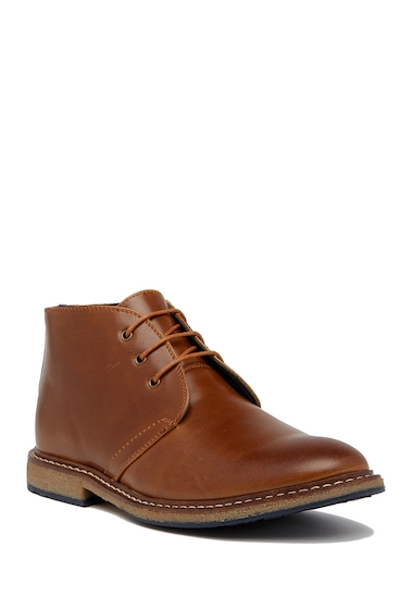 Incaltaminte Barbati Hawke Co Kalahari Leather Chukka Boot TAN