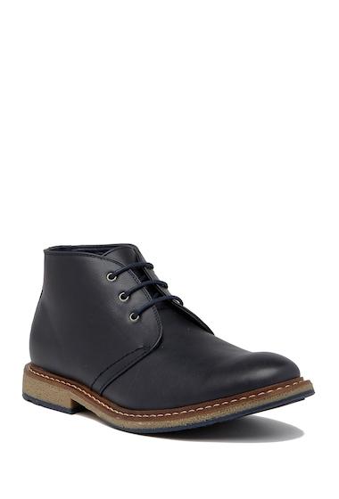 Incaltaminte Barbati Hawke Co Kalahari Leather Chukka Boot NAVY