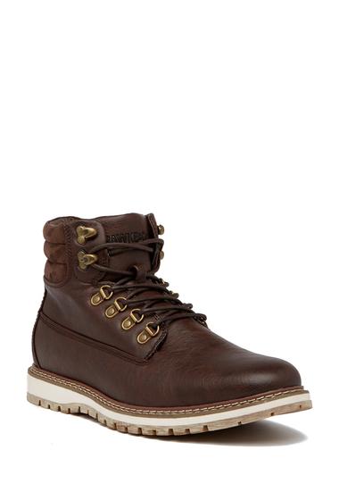 Incaltaminte Barbati Hawke Co Raleigh Leather Boot BROWN
