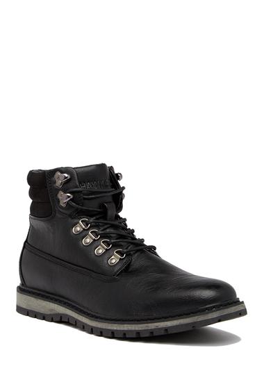 Incaltaminte Barbati Hawke Co Raleigh Leather Boot BLACK