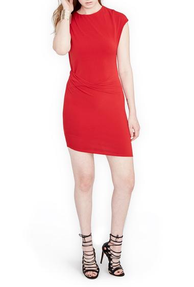 Imbracaminte Femei Rachel Rachel Roy Side Draped Dress CARMINE RED