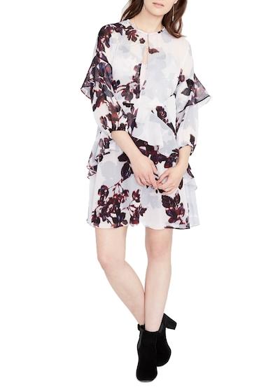 Imbracaminte Femei Rachel Rachel Roy Easy Ruffle Floral Dress IVORY COMBO