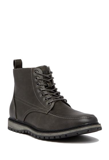 Incaltaminte Barbati Hawke Co Sierra Leather Boot GREY