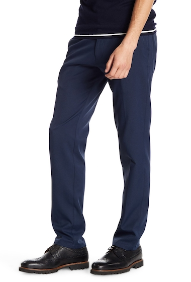 Imbracaminte Barbati Kenneth Cole Reaction Slim Fit Solid Pant BLUE