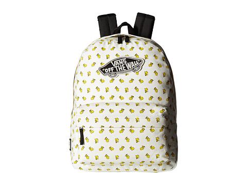 Genti Femei Vans Peanuts Realm Backpack Woodstock