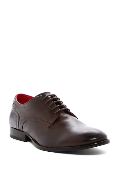 Incaltaminte Barbati Base London Ford Leather Derby BROWN