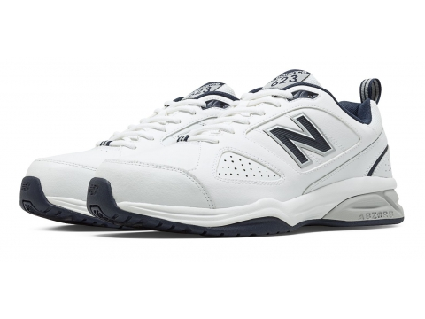Incaltaminte Barbati New Balance New Balance 623v3 Trainer White with Navy