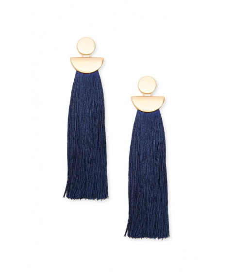 Bijuterii Femei Forever21 Tassel Duster Earrings BLUEGOLD
