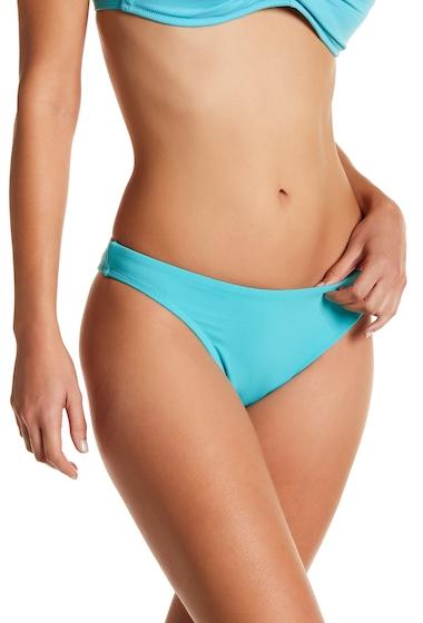 Imbracaminte Femei Letarte Solid Bikini Bottom TURQUOISE