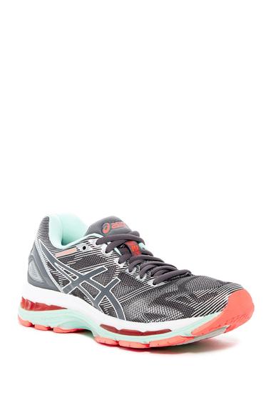 Incaltaminte Femei ASICS GEL-Nimbus 19 Sneaker 2A - Narrow Width CARBON-WHT