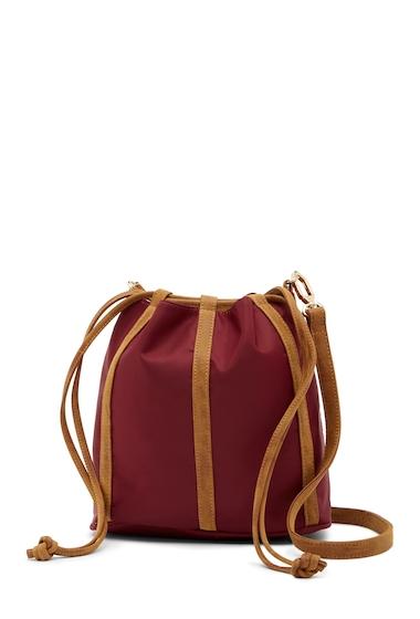 Genti Femei Deux Lux Linden Bucket Bag RHUBARB