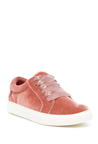 Incaltaminte Femei Report Angel Velvet Sneaker ROSE